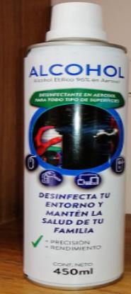 Imagen de ALCOHOL SECO EN AEROSOL x 2