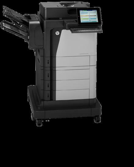 Imagen de Impresora marca Hewlett Packard HP LASER JET Enterprise MFP m630