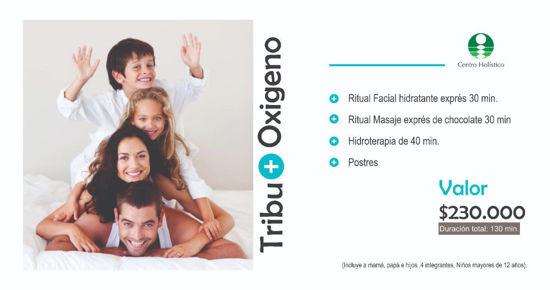 Imagen de TRIBU + OXÍGENO