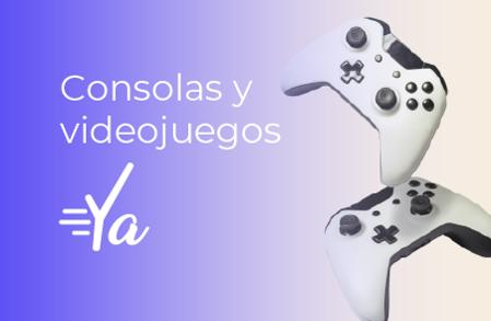 Imagen para la categoría Consolas y Videojuegos