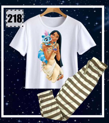 Imagen de pijamas Pocahontas 218