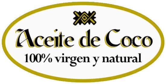 Imagen de ACEITE DE COCO 100 % NATURAL