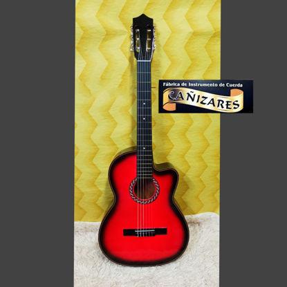 Imagen de Guitarra Roja