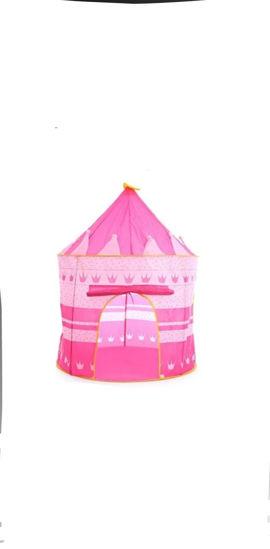 Imagen de Carpa camping castillo niñas